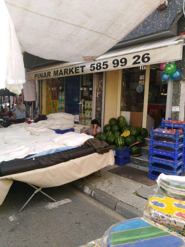 manavlar — Pınar Market — Fatih, photo 1
