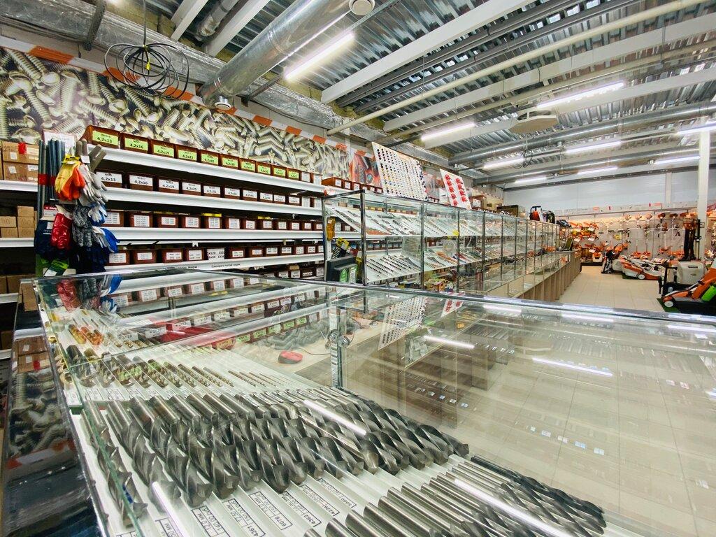 строительный магазин — Крепежная Оптовка — Новосибирск, фото №1