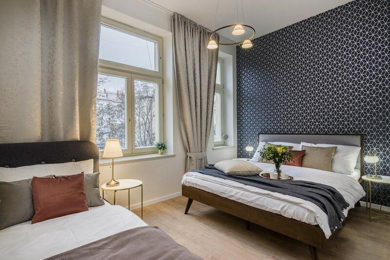 Michal&Friends Noble apartments Prague 2