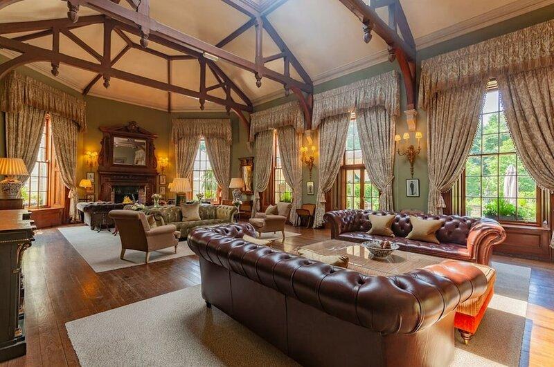 The Lodge At Castle Leslie Estate