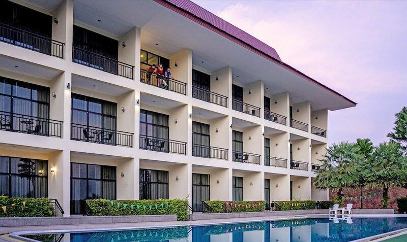 Takhun Mountain View Hotel