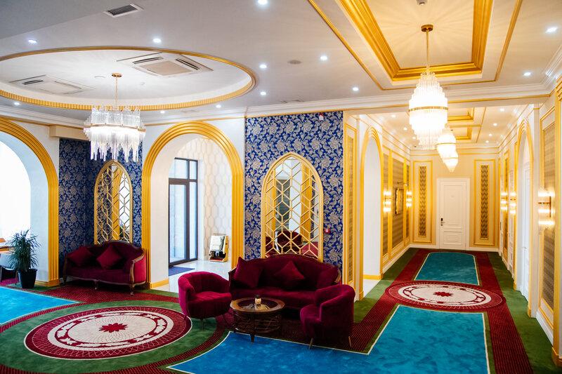 Boutique Hotel Silk Way
