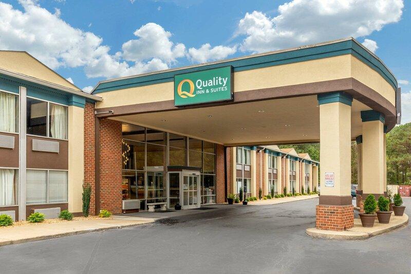 Quality Inn & Suites Apex