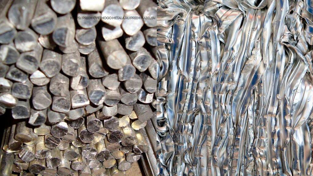 приём вторсырья — Приём цветного металлолома — Москва, фото №2
