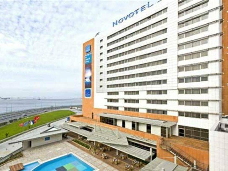 Novotel Стамбул Зейтинбурну