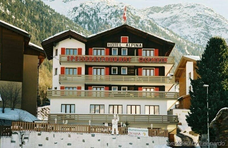 Matterhorn Valley Hotel Alpina
