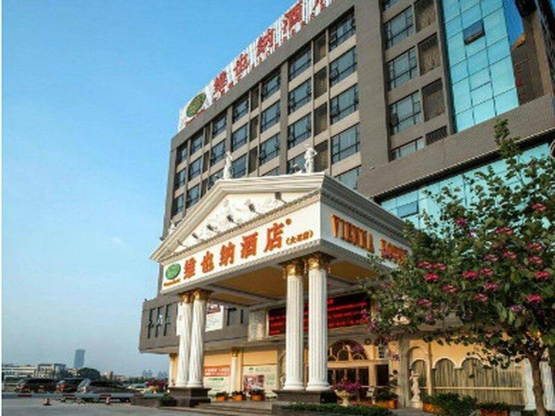 Vienna Hotel Guangzhou Panyu Dashi Qiao