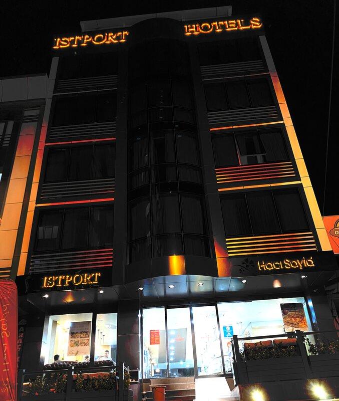 Isport Hotel