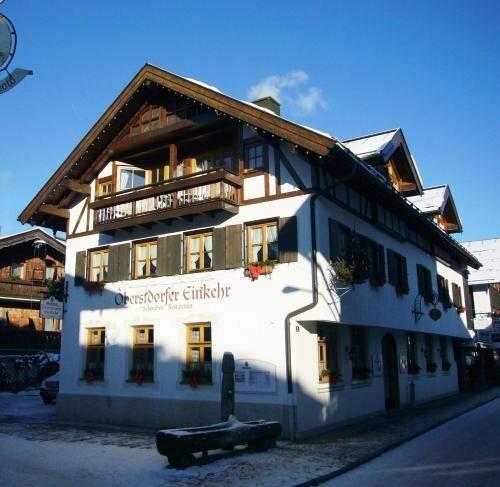 Oberstdorfer Einkehr Hotel