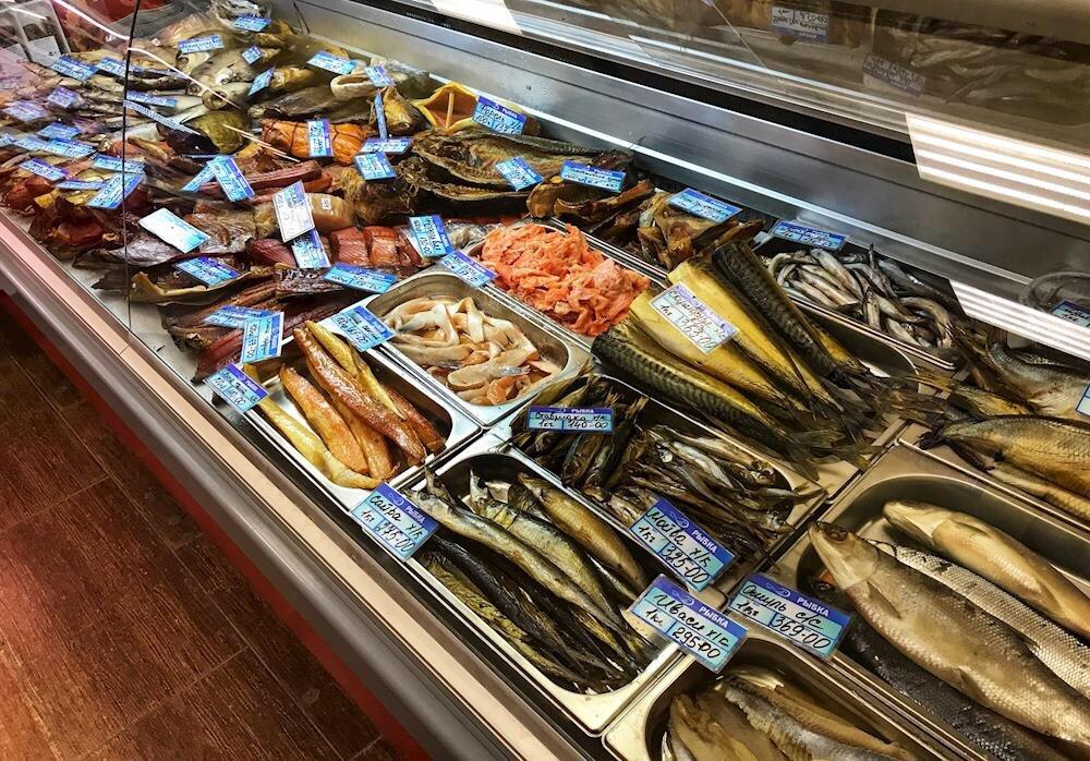 рыбные витрины в магазинах фото праздником отслужившие кто