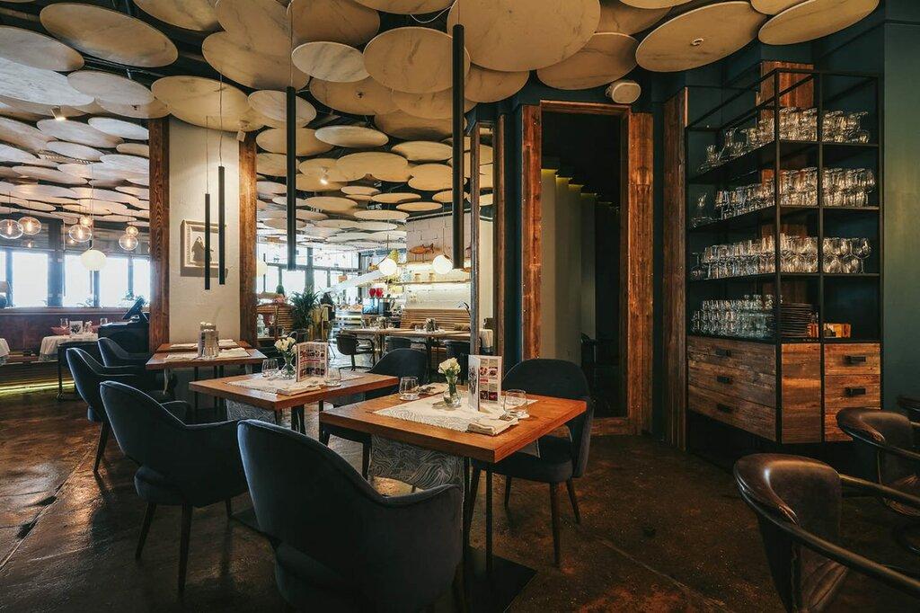 ресторан — Рыба моя — Москва, фото №2
