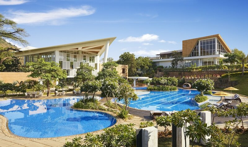 Taj Aravali Resort And SPA, Udaipur