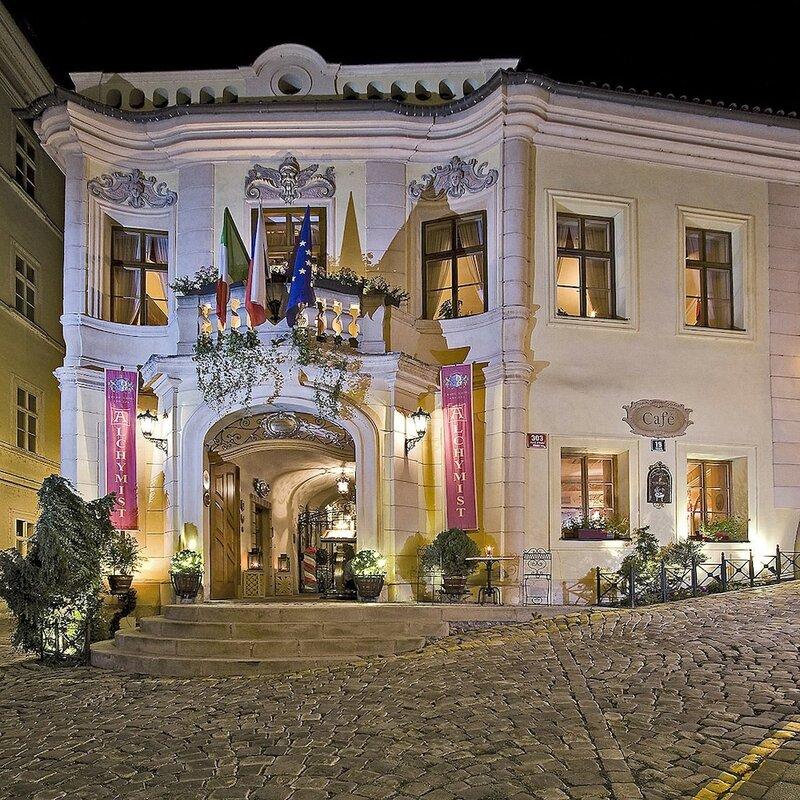 Гранд-отель Alchimist