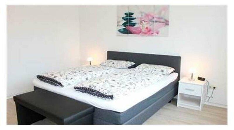 Gastehaus Siebrecht - Whg 3 geraumige familiengerechte Wohnung - kostenloses Hochleistungs-WLAN -