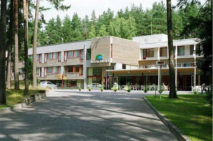 Природный спа-отель Kubija