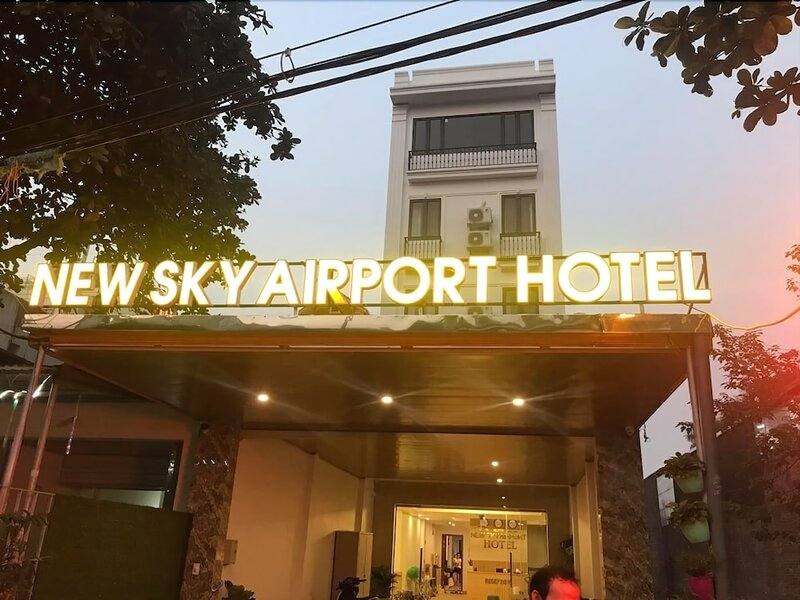 New Sky Airport Hotel