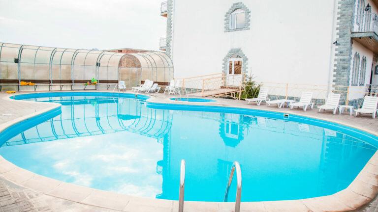 гостиница — Алтын кун — Акмолинская область, фото №2