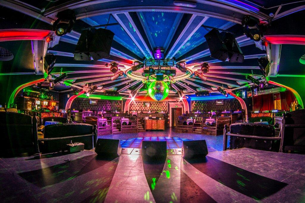 Ночной клуб Ленинград в Москве