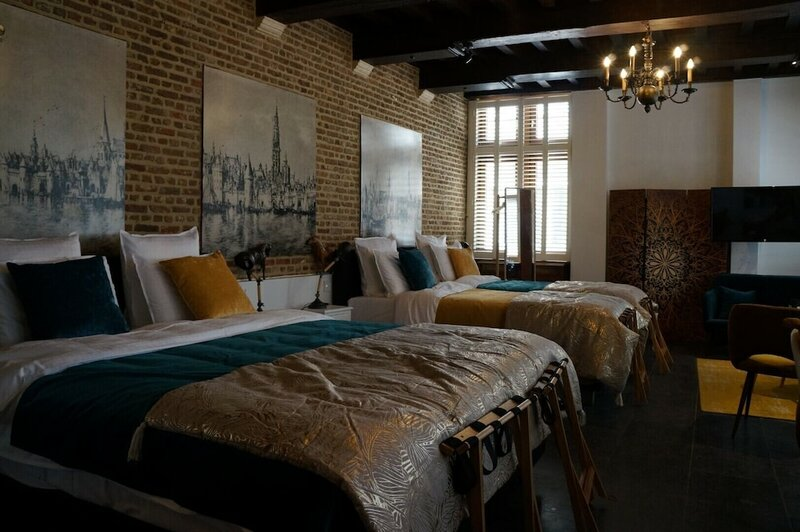 Charming Suites Jan Zonder Vrees