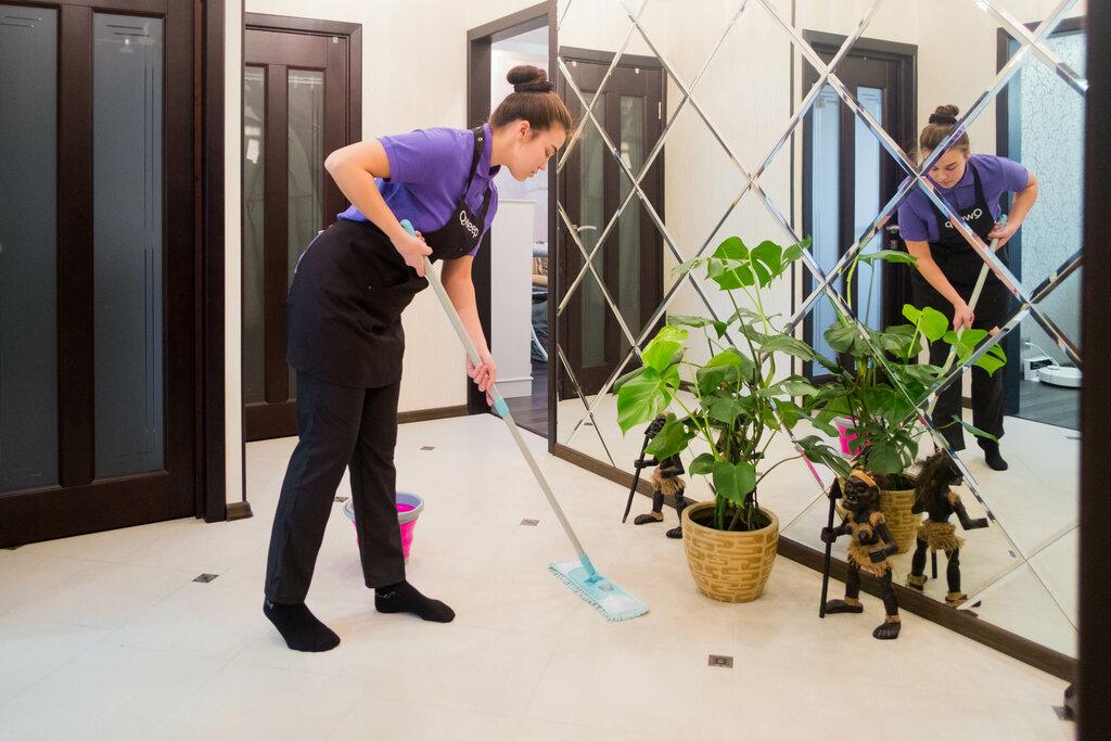 клининговые услуги — Qweep — чистый дом без усилий. Услуги клининга — Москва, фото №1
