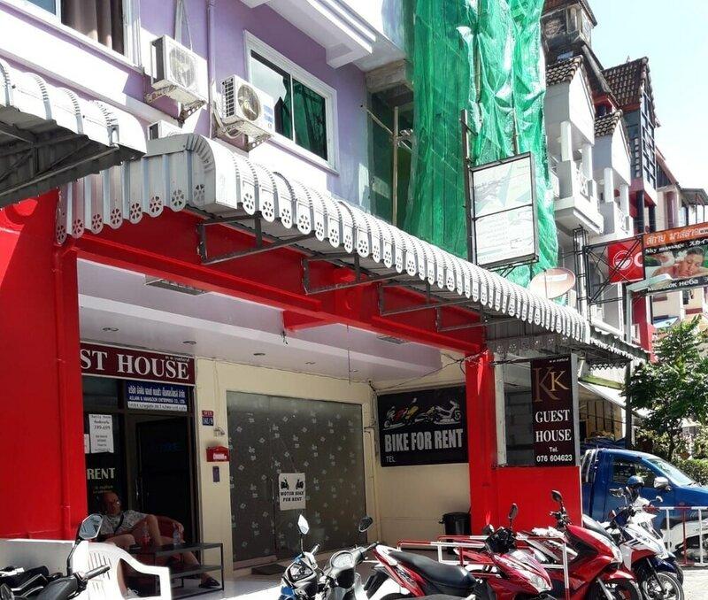Kk Guest House Patong Phuket