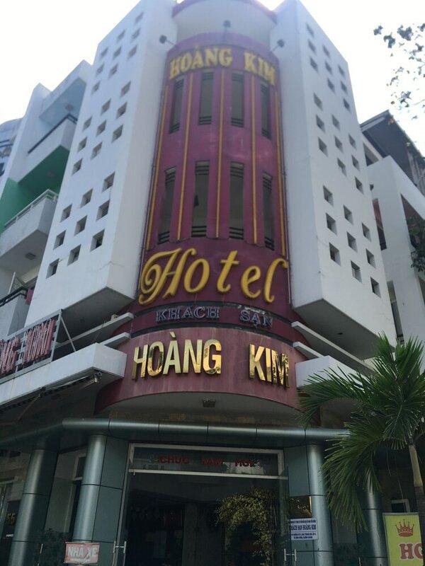 Oyo 580 Hoang Kim Hotel