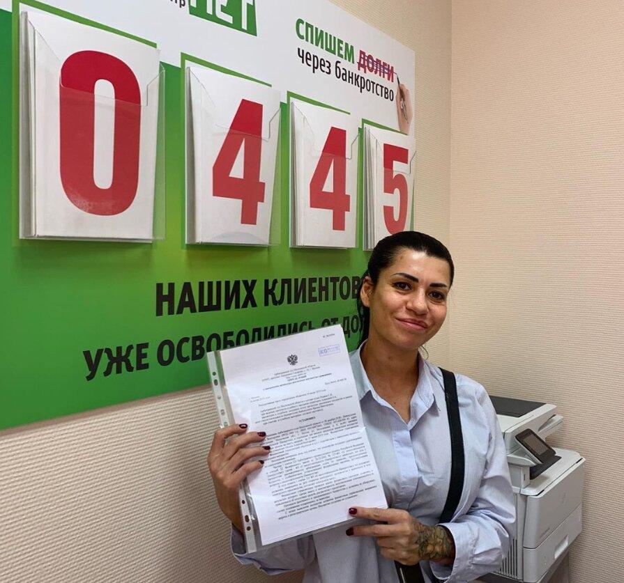 банкротство физических лиц услуги москва