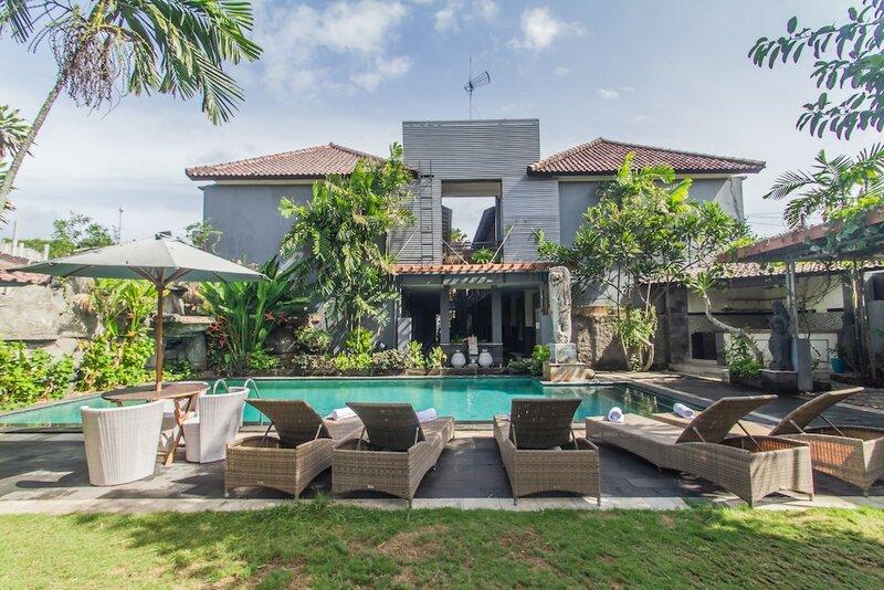 Jimbaran Lestari Hotel & Residence – SPA