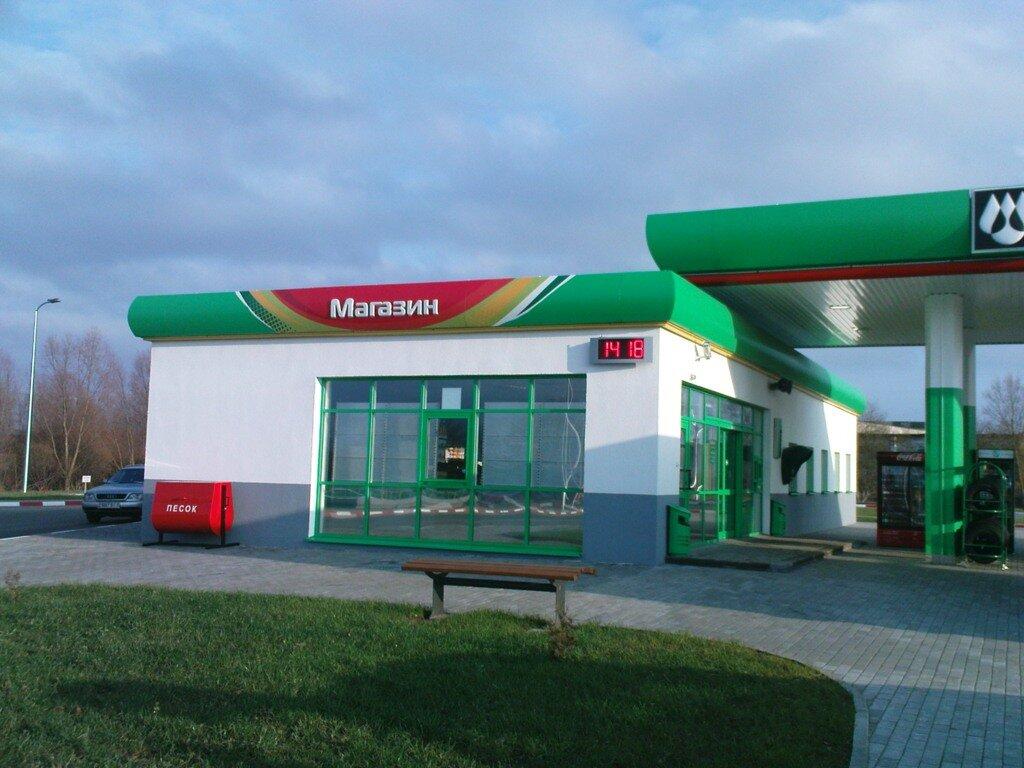 АЗС — Белоруснефть — Клецк, фото №1