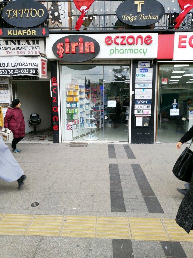 eczaneler — Şirin Eczanesi — Fatih, photo 2