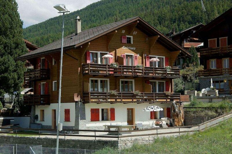 Matterhorn Valley Hotel Hanniga