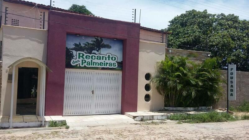 Pousada Recanto Das Palmeiras