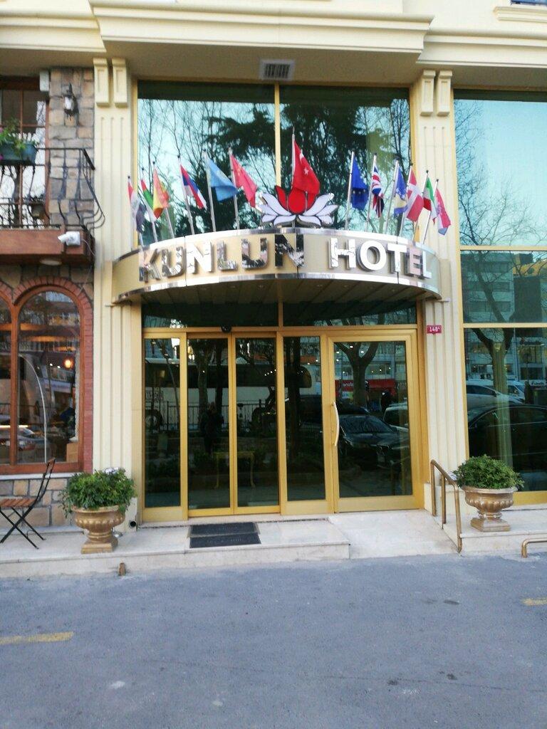 otel — Kunlun Hotel — Fatih, photo 1