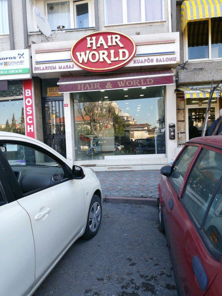 berberler — Hair World — Fatih, foto №%ccount%