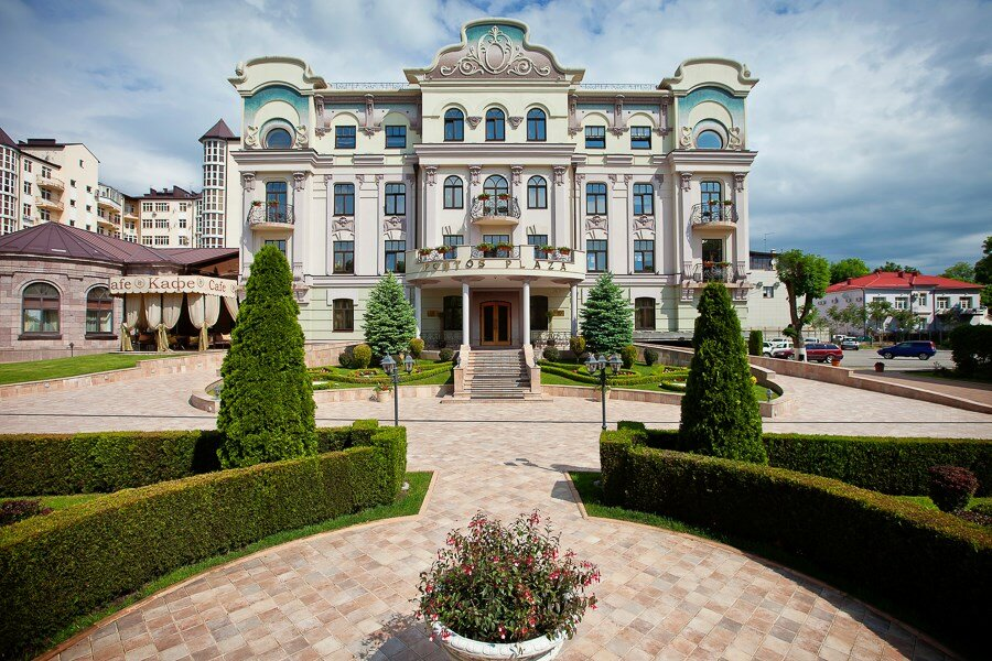 2022-06, Туры на Кавказ из Тольятти в июне, 7 дней (B)