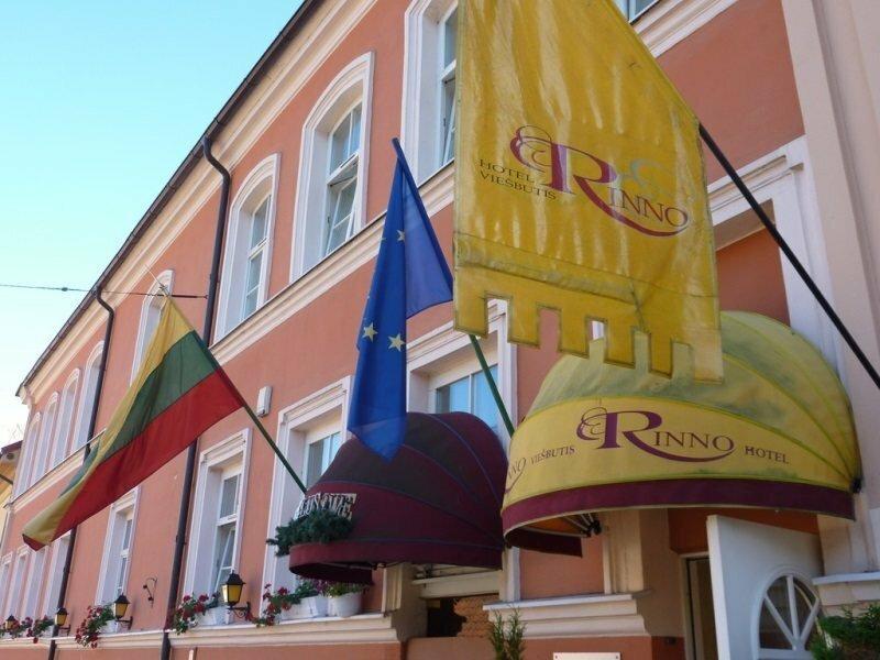 Отель Ринно