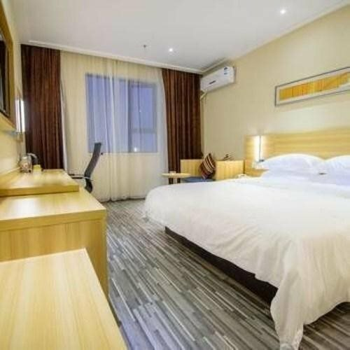 City Comfort Inn Wuhan Tangjiadun