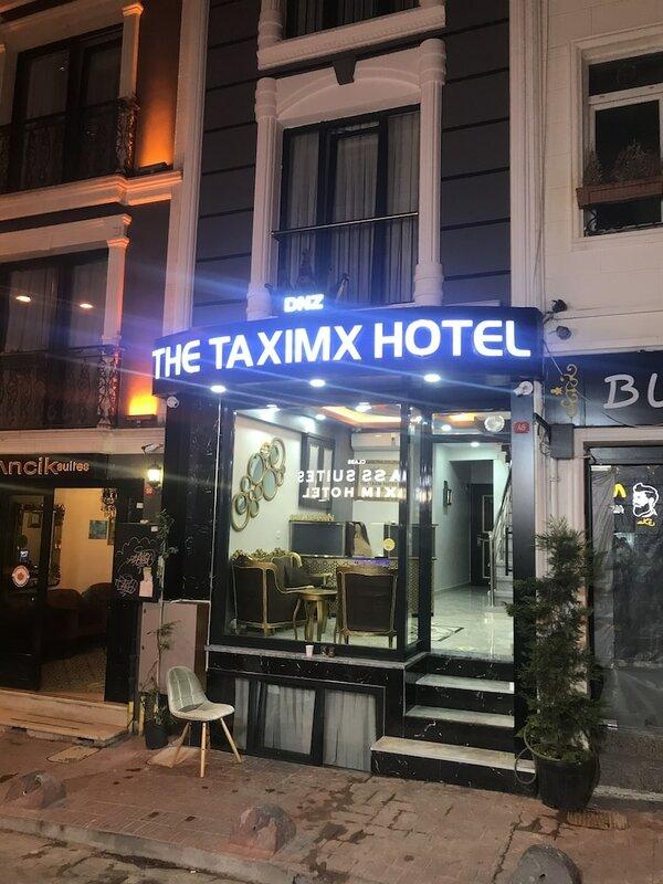 Dnz Thetaximx Hotel