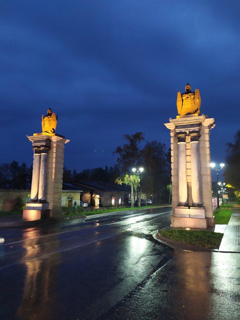 достопримечательность — Смоленские ворота — Гатчина, фото №1