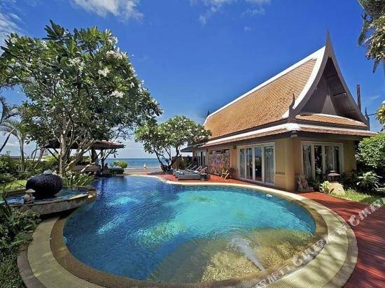 Beach Front 6 Bed Luxurious Villa Beach Residence Standard Villa