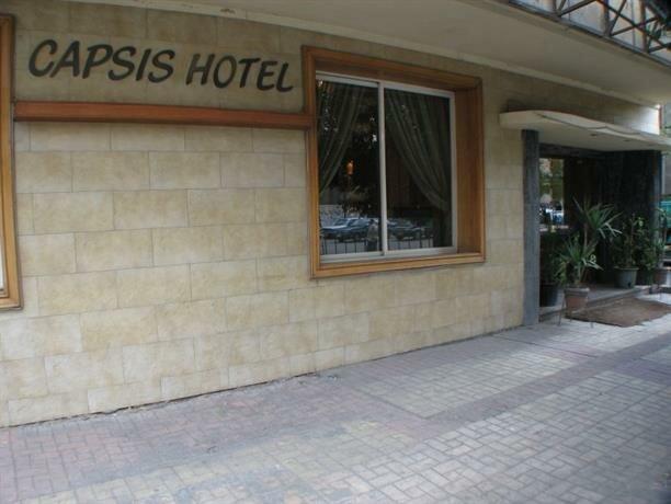 Capsis Palace