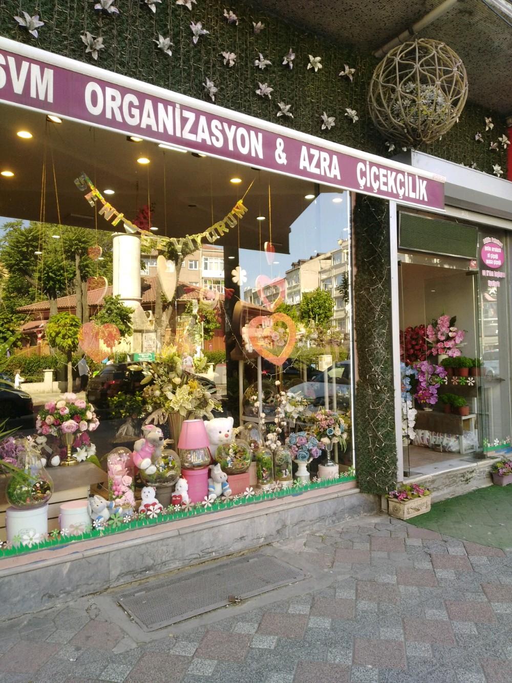 Под цветы, доставка цветов стамбул