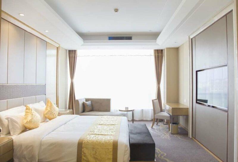 Fusheng Hotel Qingdao Huangdao