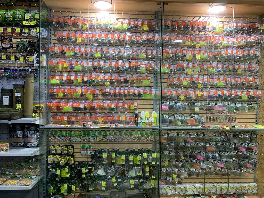 Рыболовные магазины в Ростове-на-Дону