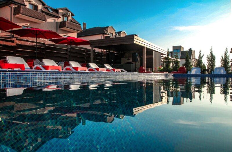 GS Art & SPA Villa