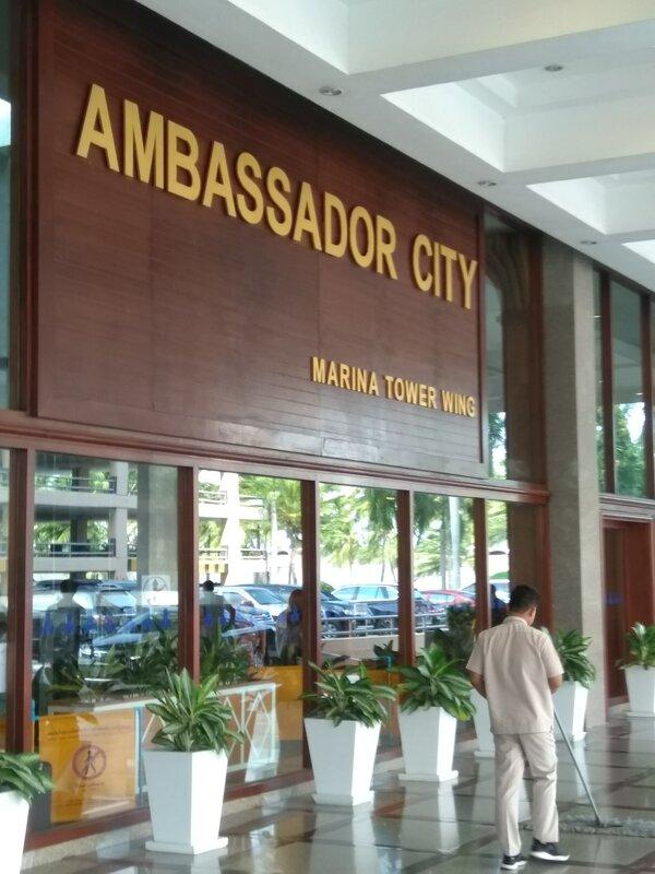 Ambassador City Jomtien Marina Tower Wing