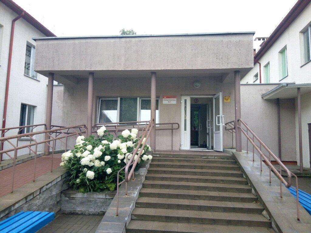 общежитие — Общежитие № 4 МАЗ — Минск, фото №1