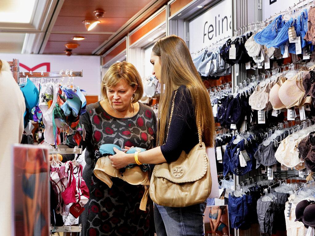 организация и обслуживание выставок — Lingerie Show-Forum — Москва, фото №5