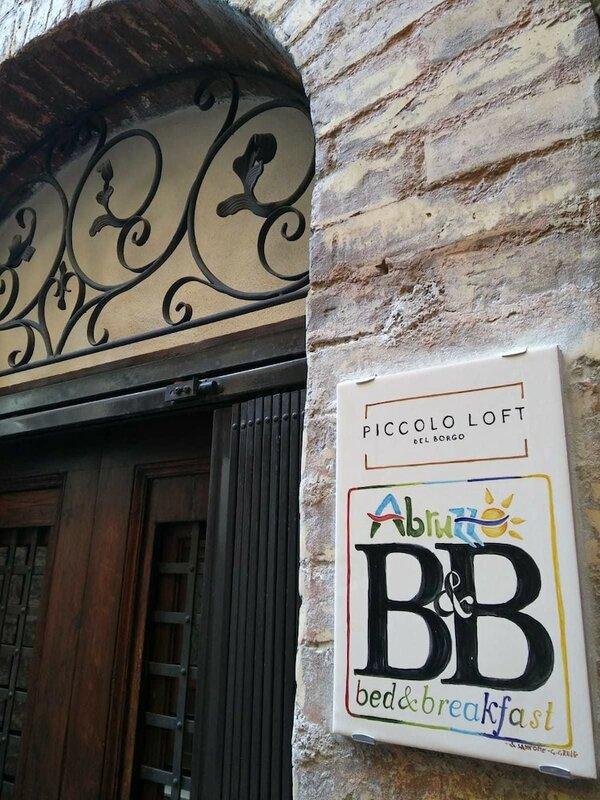 B&b Piccolo Loft del Borgo