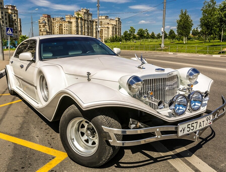 заказ автомобилей — Лимо Сити — Москва, фото №2